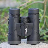 Al por mayor-Nikula 8x42 HD del telescopio ed película fase de los prismáticos de la lente objetiva