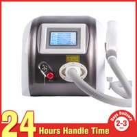 Wholesale 1064nm nm Q Switch ND Yag Laser Tattoo Removal Anti aging Beauty Salon Machine for Skin Rejuvenation