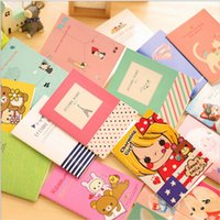 Wholesale 2015 New Han edition small pure and fresh and car line South Korea s creative laptop notebook notepads on sale