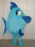 flounder fish - New Arrival Hot Flounder Fish Adult Mascot Costume For Festival Christmas party