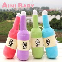 baby bottles beer - Beer Bottles Plush Toy For Child Doll Stuffed Toy For Baby Plush Doll Gift For Kid Toy Hobbie Brinquedo Juguete Pelucia