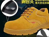 steel toe cap - new style steel toe cap safety shoes