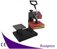 Wholesale 3838 shake heat transfer printing film machine Cheap one Semi conductor auto Heat transfer label machine t shirt heat press machine