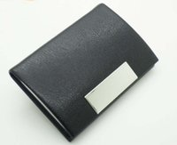 Wholesale business card cases for promotional gift Mix color be offered Good quality and good serve NC008