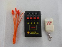 Wholesale Safety Ignition Electroni wire Cues Fireworks Firing System CE FCC Passed Receiver Transmitter Party frequency fixed code Wireless Switch