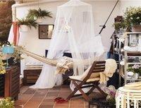 baby bed mosquito net - Baby Mosquito Net Baby Toddler Bed Crib Canopy Netting White Mosquitera Bebes Beautiful High Quality LA673350