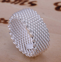 Wholesale sterling silver jewelry fashion jewelry silver RING LKNSPCR040
