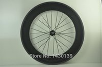 Wholesale New C mm clincher rim Road Track Fixed Gear bicycle K UD K full carbon bike wheelset mm width p