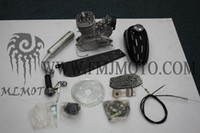 bicycle engines kits - Hot Sale High Quality New CC Stroke Motorized Gas Engine Motor Kit For Bicycle Bike in FMJMOTO