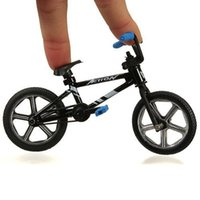 finger bmx bike - rofessional Alloy Mini Finger Mountain Bike BMX Bicycle Cool Boy Toy Creative Game Gift