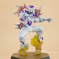 Wholesale New Dragon Ball Z Freeza cm PVC action figure for kid toys Christmas New Year children gift
