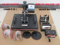 automatic sell press machine - Advanced New Design Nigeria Hot sell in DIY mug tshirt flag key cap plate image machine heat press printer