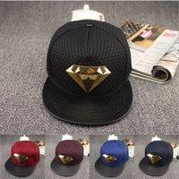 Cheap Men Basketball caps Best Hip-Hop cotton adjustable hats