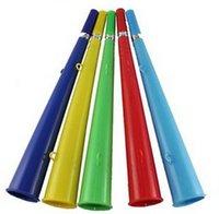 vuvuzela horn - TMC Football Soccer Plastic Vuvuzela Fan Horns Loud Speaker Party Cheering World Cup Supply CM