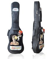 Wholesale SEB A Moonlight Sunspark GRAFFITI Noctilucence Electric Guitar Bag case Oxford thickening sponge Guitars bags