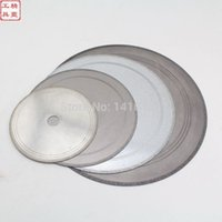Wholesale 5PCS quot Ultra Thin Diamond Lapidary Saw Blades mm Notched Rim Blades for Cutting Agate Jasper and Opal