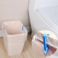 Wholesale hangers for clothes clothes rack blue trash bags fixator garabge bag retainer clip for pants cabideiro Watch video below