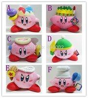 animal kirby plush - Super Mario Bros Kirby Plush Toys inch Stuffed Toys Animal Stuffed Doll