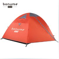 Wholesale High Quality Double Layer Person Outdoor Camping Equipment Waterproof Camping Tent