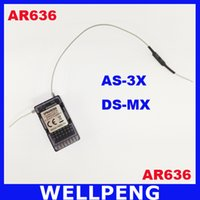 Wholesale AR636A AR636 Channel AS3X Sport Receiver