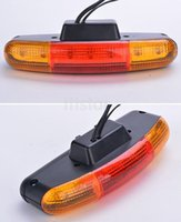 Cheap New Bike Turn Signal Bicycle Light 7 LED Brake Tail Cycling Light Electric Horn 3 In 1 Bicycle Accessories SV16 SV006585