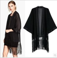 Cheap The kimono cardigan printing Best Free Shipping
