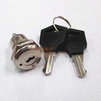 Wholesale 12MM S1203 A V AC Security Power Locks Phone Lock Electronic Key Switch