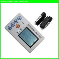 Wholesale ALKcar garage locksmith tool key code Remote Control Copier Decoder Scanner in self clone remote key fob clicker A336