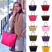 beach bronze - Women handbag nylon Causal Tote Bags Oversize Folding waterproof beach journey travel bag XL Size