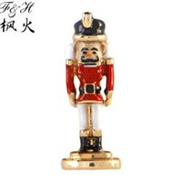Wholesale 2015 New Designs Nutcracker Floating Charms Lockets Charms Floating Lockets Charms Fits Lockets