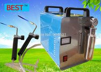 Wholesale Free Shipment AC220V GB Plug L hour HHO Generator Gas Generator Hydrogen Oxygen Generator Flame Polisher supporting torches
