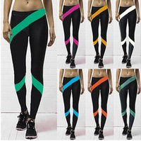 spandex leggings - Women leggings polyester spandex burning fat stretch leggings large lengthen ninth pants antiseptic leggings AND SIZE