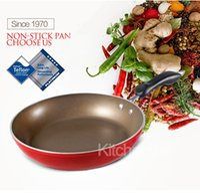 Wholesale Cookware DuPont Teflon Platinum Particulate Coating Inch Quart Nonstick Skillets PFOA Free Lead Chromium Free Christmas Party KB