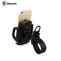 bicycle car support - Brand BASEUS rotation wind series Bicycle mobile phone holder stand for bike cell phone support mm mm car mount bracket