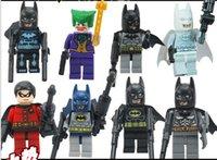 Wholesale 480pcs Batman Minifigures Figures Building Blocks