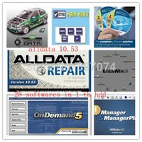 Wholesale Newest fits win7 xp alldata and mitchell software alldata mitchell on demand ELSA3 VividWorkshop in1 TB HDD