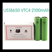 Cheap US 18650 battery Best VTC4 2100mAh 3.7V Li-ion battery