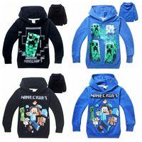Wholesale Retail spring autumn style cuhk children aged between years of cartoon looped children hoodies children s wear fleece