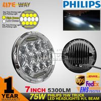 Cheap 75W LED DRIVING LIGHT Best JK LED HEADLIGHT