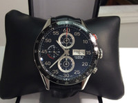 daydate - Men s Top Quality Luxury Boys Gents NEW NEW Tag Chrono Cal CV2A10 DayDate Men s Mechanical Automatic watches