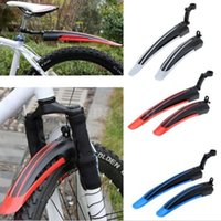 bicycle mud guards - Bike Cycling MUDGUARDS Front Rear Mountain Bike Bicycle Mud Guards SET Brand New Good Quality
