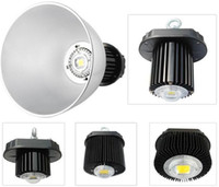 Wholesale 100W LED High Bay Light V Industrial LED Lamp Degree LED Lights High Bay Lighting LM for Warehouse Factory Flood Light CE ROHS