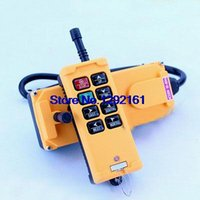 Wholesale V AC DC Channels Speed Hoist Crane Radio Remote Control System Controller