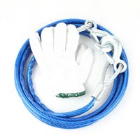 Wholesale He trailer rope trailer car vehicle emergency rescue car supplies YD