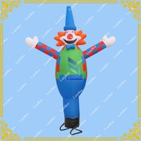 Wholesale Inflatable Clown Air Dancer for Advertisement m High Sky dancer for Events with Blower Included