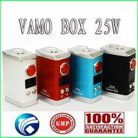 vamo kit - Kangside Vamo Box w Mod starter kit thread w fit for battery box mod VS Istick Subox mini Boxer Kit DHL