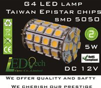 Wholesale DC V W G4 LED bulb SMD beam angle degree G4 LED lamp G4 LED globe bulb energy saving LED car lamp