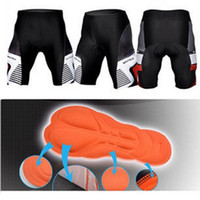Wholesale Blue Colour Mens Bike Bicycle Cycling MTB Outdoor Wear Riding Gel D Padded Shorts Pants Shorts Polyester Lycra order lt no track