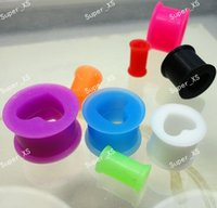 acrylic emulsion resin - Jewelry Stretcher Tunnel Plug Body Pierce Ear Taper Expander Emulsion Expander LR455