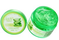 Wholesale Face Care Sunscreen GEL ALOE VERA SOOTHING amp MOISTURE g After Sun repair Aloe Vera gel whitening anti aging